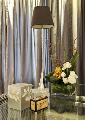138平米现代简约风格复式楼室内装修效果图赏析