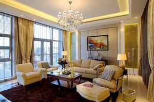 376平米新古典主义风格精致别墅室内装修效果图赏析