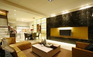 159平米新中式风格大户型室内足彩导航效果图案例