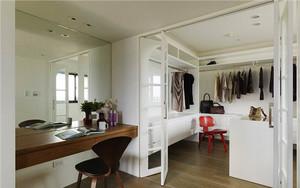225平米简约风格别墅室内装修效果图案例
