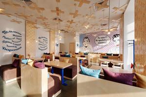 宜家风格简约创意餐厅设计装修效果图赏析