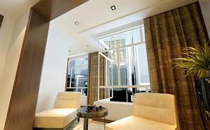 120平米简欧风格简装室内装修效果图案例