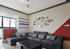 简约风格小户型客厅沙发设计装修效果图赏析