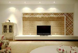 90平米简欧风格简约室内装修效果图案例