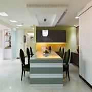 现代简约风格精致餐厅设计装修效果图赏析