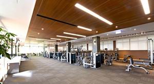 120平米现代风格健身房设计装修效果图赏析