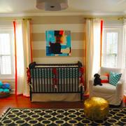 美式风格简约创意儿童房设计装修效果图赏析