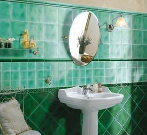 简约风格浅色卫生间瓷砖装修效果图赏析