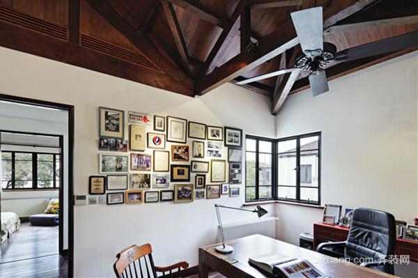 120平米新中式风格室内装修效果图案例