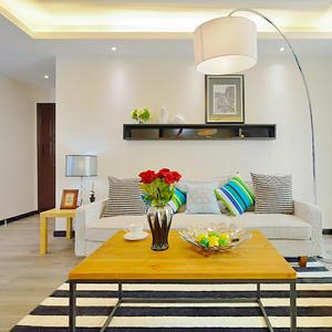 89平米宜家风格简约两室两厅室内装修效果图赏析