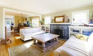 200平米北欧风格简约自然别墅室内装修效果图
