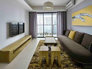 90平米现代风格自然简装室内装修效果图赏析