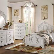 欧式风格纯白精致儿童房设计装修效果图赏析
