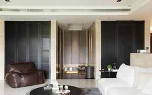 140平米现代风格精致大户型室内装修效果图欣赏