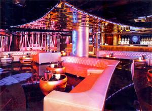 欧式风格大型音乐酒吧设计装修效果图欣赏