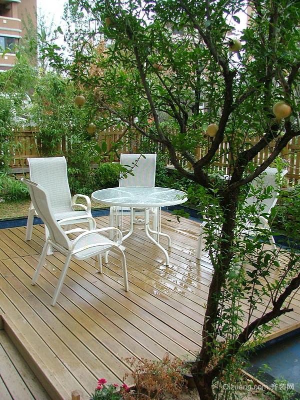 210平米浪漫法式田园风格别墅室内装修效果图案例