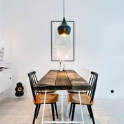 后现代风格大户型室内精致餐厅设计装修效果图