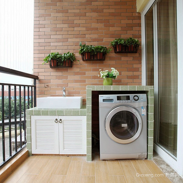 150平米美式田园风格大户型室内装修效果图赏析