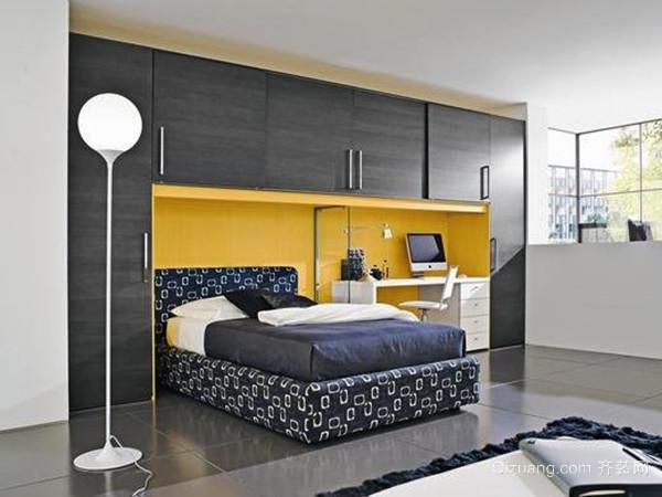 现代简约风格精致温馨儿童房装修效果图大全