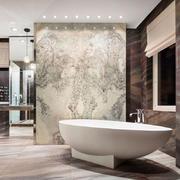 中式风格大户型室内精致卫生间装修效果图