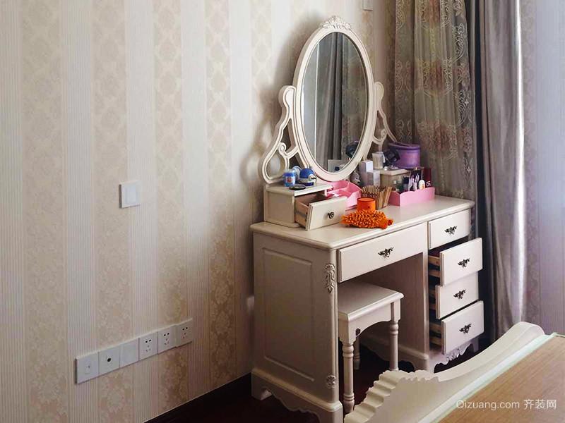 100平米欧式风格精致室内装修效果图赏析