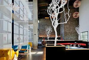 现代简约风格咖啡厅设计装修效果图赏析