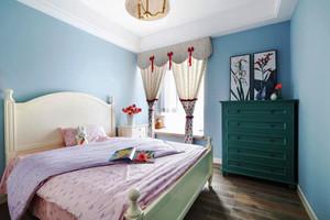 简约美式风格精致儿童房设计装修效果图赏析