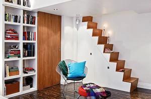 56平米北欧风格自然loft装修效果图赏析