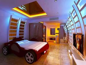 现代简约风格创意主题酒店设计装修效果图