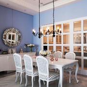 欧式风格大户型精美餐厅设计装修效果图赏析