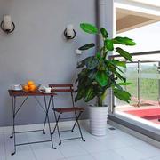现代简约风格阳台设计装修效果图赏析