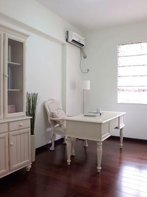 欧式风格白色书房设计装修效果图赏析
