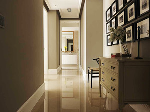 日式风格简约朴素两室两厅室内装修效果图赏析