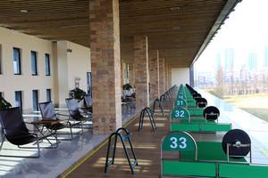 现代风格高尔夫球场设计装修效果图赏析