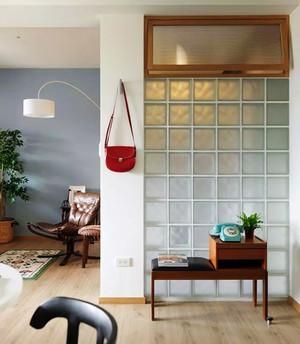 65平米现代风格森林系单身公寓装修效果图赏析