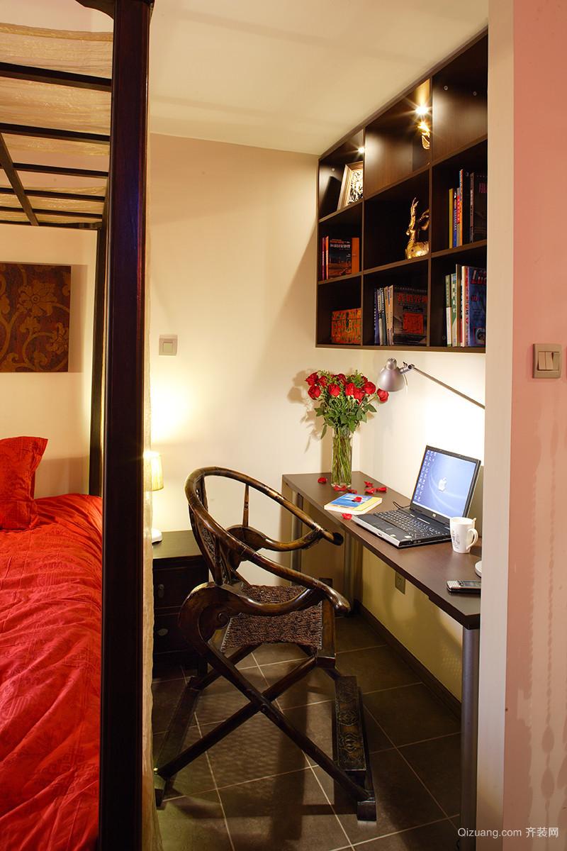 80平米古典中式风格精致室内装修效果图赏析