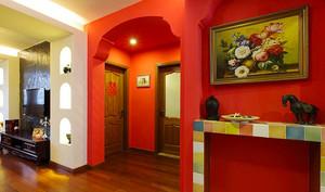 美式混搭风格精致别墅室内装修效果图赏析