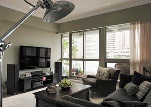 152平米混搭风格古韵四室两厅室内装修效果图