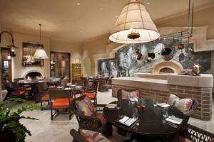 120平米混搭风格精致餐厅设计装修效果图赏析