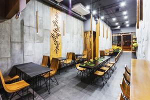 116平米后现代风格餐厅设计装修效果图赏析