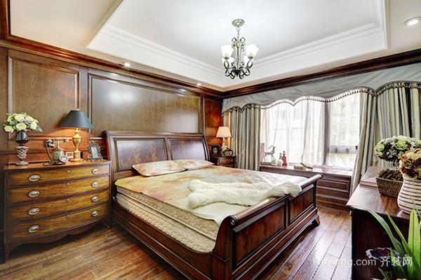249平米美式乡村风格精致别墅装修效果图赏析