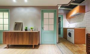 宜家风格清新简约两室两厅室内装修效果图案例赏析