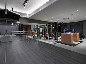 现代简约风格健身房设计装修效果图赏析