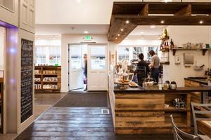 70平米乡村风格面包店设计装修效果图赏析