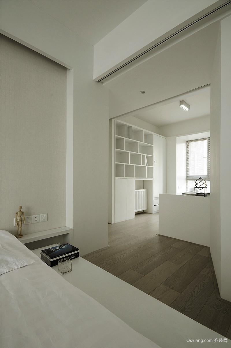 46平米现代简约风格单身公寓装修效果图赏析