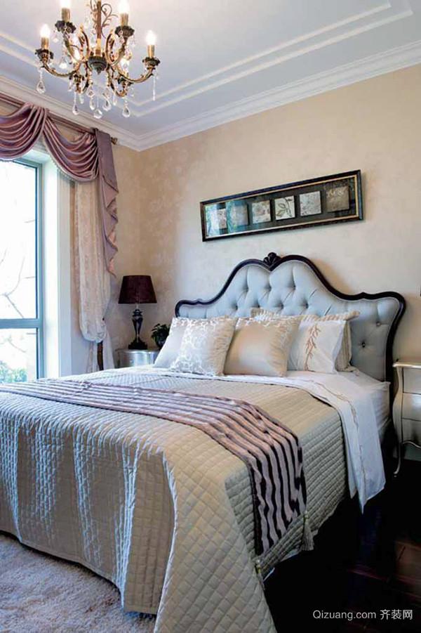 160平米欧式风格精致大户型室内装修效果图赏析