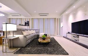 宜家风格简约温馨三室两厅简装室内装修效果图赏析