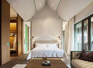 现代风格精品酒店客房设计装修效果图赏析