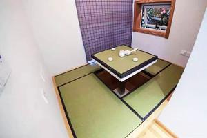 94平米日式风格简约三室两厅室内装修效果图赏析