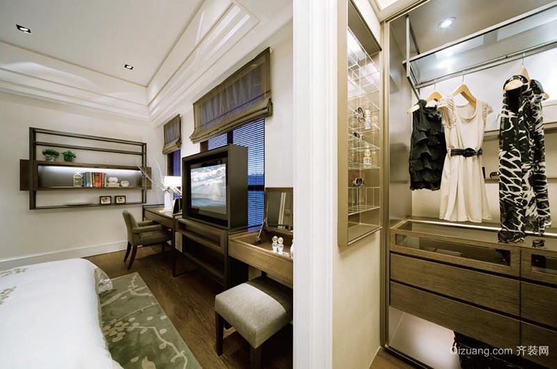 316平米新中式风格精致低调别墅装修效果图赏析